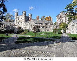 ホール, blair, 大学, プリンストン
