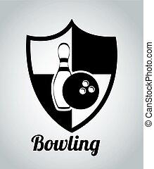 ボウリング, デザイン