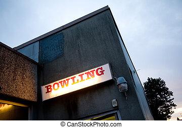 ボウリング, 印
