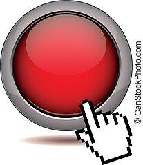 ボタン, クリック
