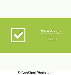 ボタン, セット, 点検, ベクトル, 印