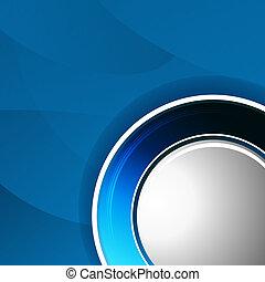 ボタン, ラウンド, 背景