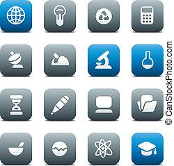 ボタン, 科学, マット, 教育