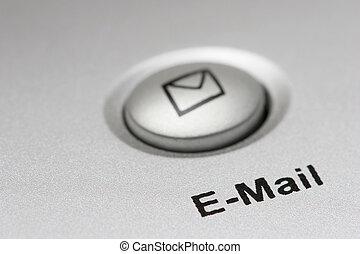 ボタン, 電子メール