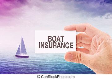 ボート, 保険外交員