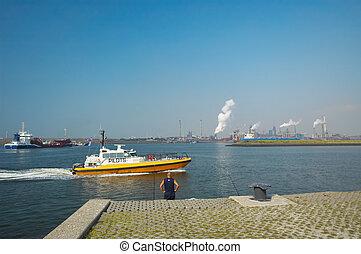 ボート, 産業