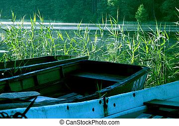 ボート, 2, 湖