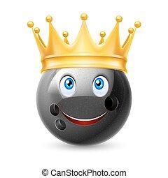 ボーリング・ボール, 金の王冠