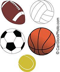 ボール, コレクション