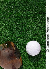 ボール, ゴルフ