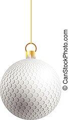 ボール, ゴルフ, 安っぽい飾り