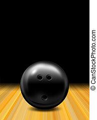 ボール, ボウリング