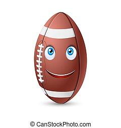 ボール, ラグビー