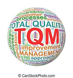ボール, 単語, タグ, tqm, wordcloud, 3d