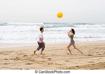 ボール, 遊び