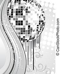 ボール, 銀, 鏡