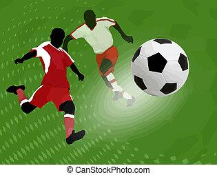 ポスター, フットボール, デザイン