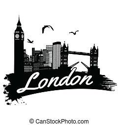 ポスター, ロンドン