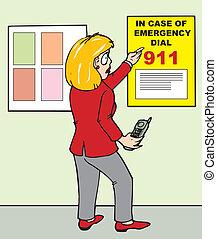 ポスター, 911