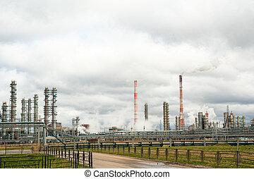 ポリプロピレン, 生産, 複合センター, gas-chemical
