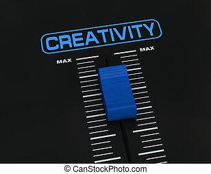 ポンプ, の上, 創造性