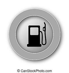ポンプ, ガス, アイコン