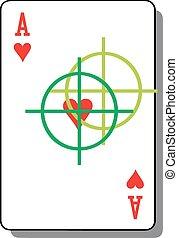 ポーカー, カード