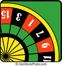 ポーカー, ギャンブル, ルーレットテーブル