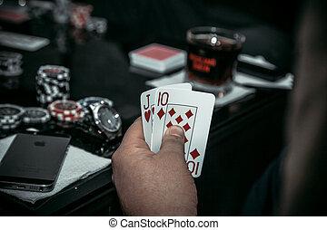 ポーカー, ゲーム