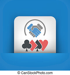 ポーカー, 挑戦