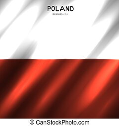 ポーランド, 国旗, 背景