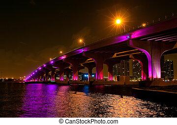 マイアミ, 橋