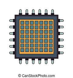 マイクロチップ, 技術, プロセッサ