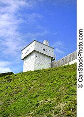 マカナック, 古い, 城砦