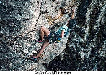 マグネシウム, 登山家, チョーク