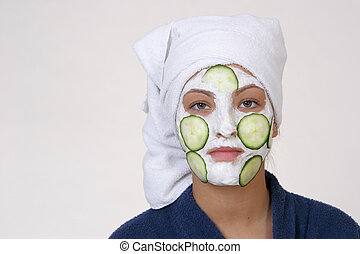 マスク, 美しさ