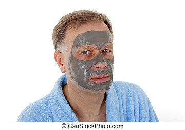 マスク, 美顔術, 人