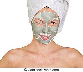 マスク, 美顔術