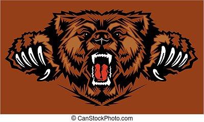 マスコット, 熊