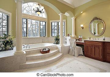 マスター, コラム, 浴室