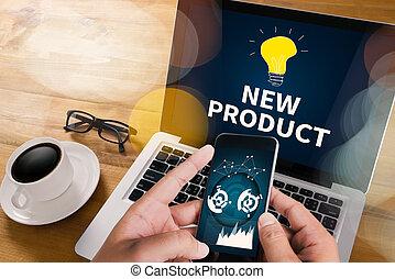 マネージャー, 仕事, ビジネス, productroject, 仕事, 始動, クルーチーム, 新しい, ミーティング, 会いなさい