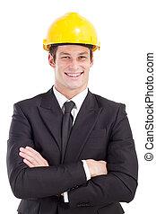 マネージャー, 建設, マレの若者