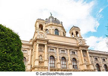 マリア, オーストリア, ∥あるいは∥, ウィーン, teresa, 広場, 見落とすこと, 自然, 博物館, 歴史, 四分の一