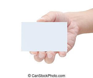 マレ, 手の 保有物, ブランク, カード