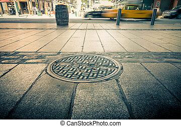マンハッタン, より低い