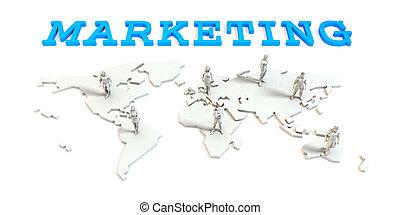 マーケティング, グローバルなビジネス
