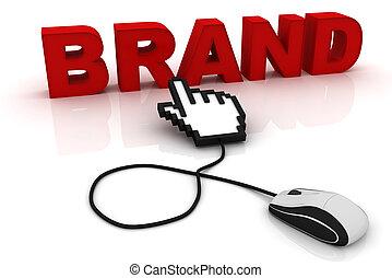 マーケティング, ブランド, concept:, 言葉