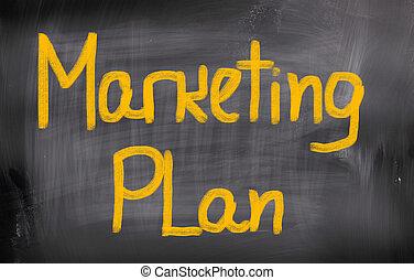 マーケティング, 概念, 計画