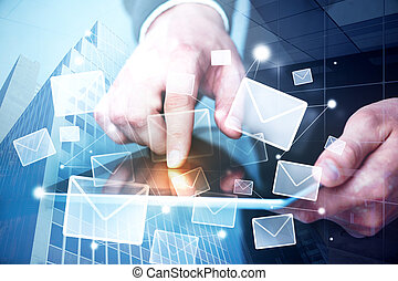 マーケティング, 概念, 電子メール