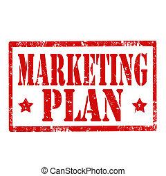 マーケティング, plan-stamp